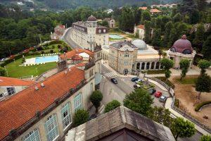 Balneario para ir con niños pequeños en Galicia