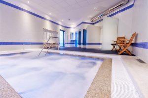 amigable hotel con balneario en Lugo