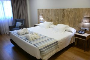 excelente hotel balneario en Os Baños