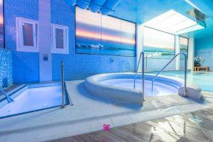 cómodo hotel con spa en O Grove