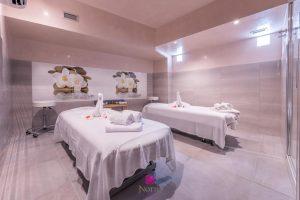 excelente hotel con servicios de spa en O Grove