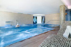 lujoso hotel con spa en Lugo