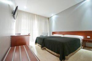 excelente hotel con balneario en Galicia