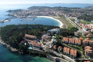 excelente complejo hotelero con spa en Pontevedra
