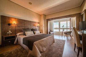 lujoso hotel spa en Isla de la Toja