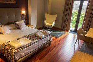excelente hotel con spa en Ourense