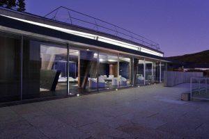lujoso hotel con spa en Ourense